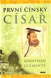 První čínský císař - obálka