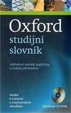 Oxford Studijní slovník + CD-ROM - česká edice - obálka
