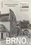 Zmizelá Morava-Brno II. díl - obálka