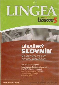 Německý lékařský slovník. Lexikon 5 (1xCD-ROM)