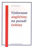 Výslovnost angličtiny na pozadí češtiny - obálka