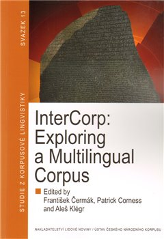Obálka titulu InterCorp: Exploring a Multilingual Corpus