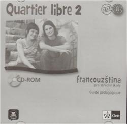 Quartier libre 2, CD - metodická příručka na CD