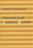Básnický jazyk Jaroslava Durycha - obálka