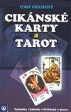 Cikánské karty a tarot - obálka