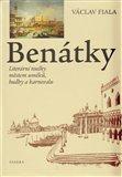 Benátky (Literární toulky městem umělců, hudby a karnevalu) - obálka