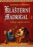 Klášterní madrigal - obálka