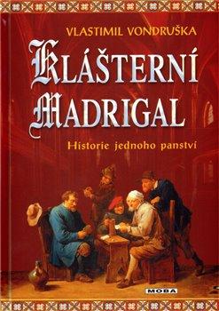 Obálka titulu Klášterní madrigal