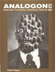 Analogon 62 (Surrealismus - Psychoanalýza - Antropologire- Příčné vědy) - obálka