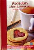 Kuchařský zápisník pro dceru - obálka