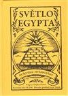 Obálka knihy Světlo Egypta