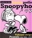 Láska podle Snoopyho - obálka