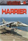 DVD-Harrier (Válečná technika 15) - obálka