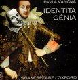 Identita génia   Shakespeare/Oxford - obálka