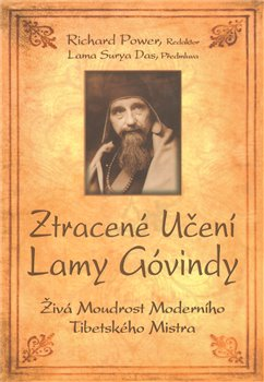 Obálka titulu Ztracené učení Lamy Góvindy