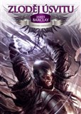 Zloděj úsvitu (Kroniky Havranů 1) - obálka