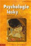 Psychologie lásky (Osobní rozvoj cestou partnerského vztahu) - obálka