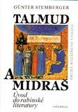 Talmud a midraš (Úvod do rabínské literatury) - obálka
