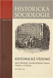 Historické vědomí jako předmět badatelského zájmu: Teorie a výzkum - obálka