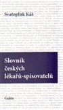 Slovník českých lékařů-spisovatelů - obálka