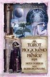 Tarot magického měsíce (Kniha a 78 karet) - obálka