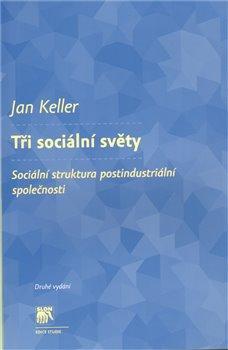 Obálka titulu Tři sociální světy
