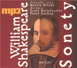 Sonety, CD - William Shakespeare
