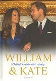 William a Kate (Příběh královské lásky) - obálka