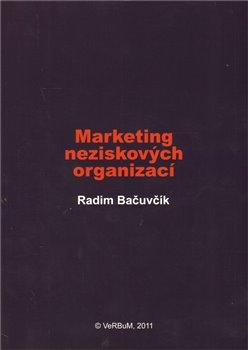 Obálka titulu Marketing neziskových organizací