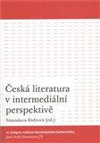 Česká literatura v intermediální perspektivě - obálka