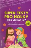 Super testy pro holky (Jaká doopravdy jsi?) - obálka