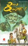 Don Quijote I - obálka