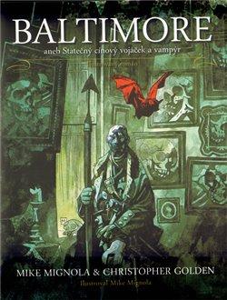 Obálka titulu Baltimore