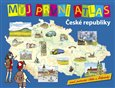 Můj první atlas ČR (aneb putování Vítka a Štěpánky) - obálka