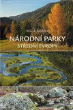 Národní parky střední Evropy - obálka