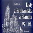 Listy z Brabantska a Flander - obálka