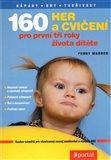 160 her a cvičení pro první tři roky dítěte - obálka