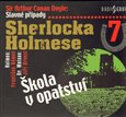 Slavné případy Sherlocka Holmese 7 - obálka