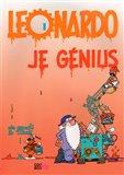 Leonardo je génius (Leonardo 1) - obálka