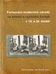Formování moderních národů ve atřední a východní Evropě - obálka