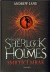 Obálka knihy Mladý Sherlock Holmes