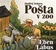Pošta v zoo - obálka