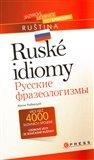 Ruské idiomy - obálka