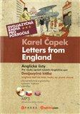 Anglické listy – Letters from England - obálka