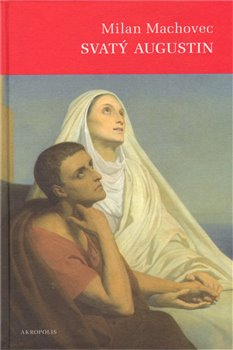 Obálka titulu Svatý Augustin