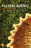 Pletení košíků z papírových pramenů - obálka