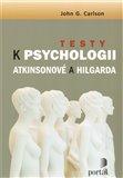 Testy k Psychologii Atkinsonové a Hilgarda - obálka