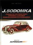 J. Sodomka - obálka