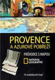 Provence a Azurové pobřeží - obálka