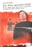 Za Čínu spravedlivější (Můj zápas jako právníka s největším komunistickým státem) - obálka